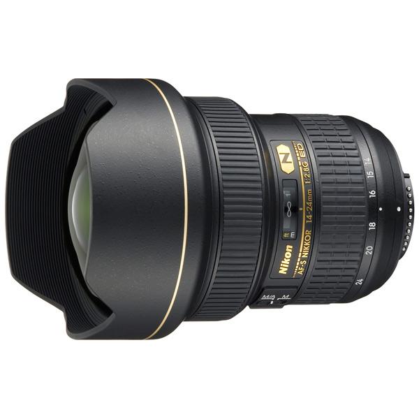 Nikon 14-24mm f/2.8G ED AF-S Nikkor фото