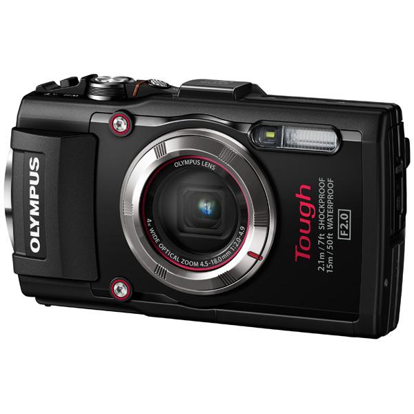 Фотоаппарат компактный OlympusЦифровые компактные фотоаппараты<br>Диапазон ISO: 100 - 6400,<br>Карта памяти: доп.опция,<br>Стабилизатор изображения: оптический,<br>Алгоритм сжатия JPEG: Да,<br>Наим. аккум. в комплекте: Li-92B,<br>Емкость аккумулятора: 1350 мАч,<br>Качество видеосъемки: FullHD (1920x1080 Пикс),<br>Гарантия: 2 года,<br>Распознавание: лиц,<br>Используемая оптика: Olympus,<br>Кабель AV: доп.опция,<br>Светосила: F:2.0 - 4.9,<br>Цифровое увеличение: 16x,<br>Оптическое увеличение: 4x,<br>GPS модуль: Да,<br>Габаритные размеры (В*Ш*Г): 66*112*31 мм,<br>Зарядка от USB порта: Да<br>