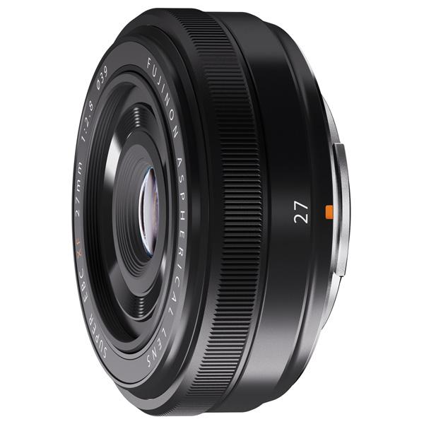 Fujifilm XF27mm F2.8 Black
