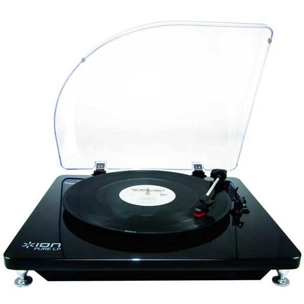 Проигрыватель виниловых дисков ION Audio