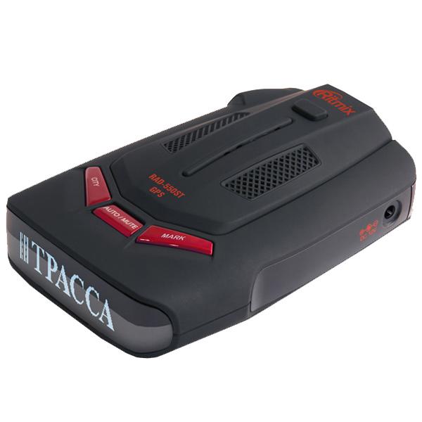 Автомобильный радар Ritmix RAD-550ST GPS
