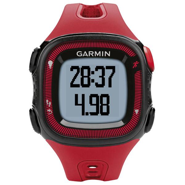 Спортивные часы Garmin Forerunner 15 Red/Black