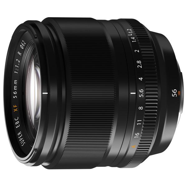 Fujifilm XF 56mm f/1.2 R фото