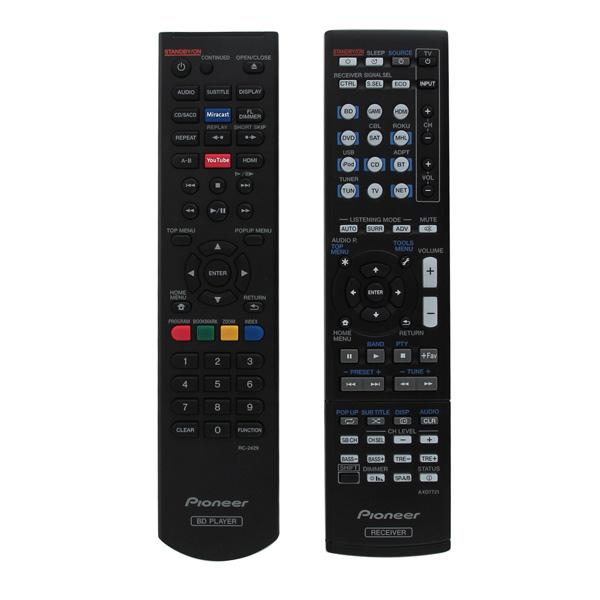 Купить Набор для домашнего кинотеатра Pioneer HTB-529-3TB-B недорого