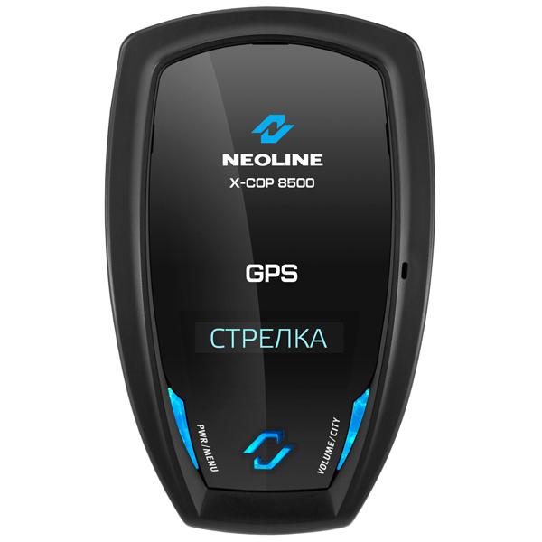 Neoline, Автомобильный радар, X-COP 8500
