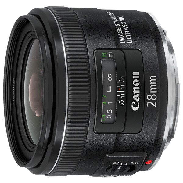 �������� ��� ����������� ������������ Canon EF 28mm f/2.8 IS USM