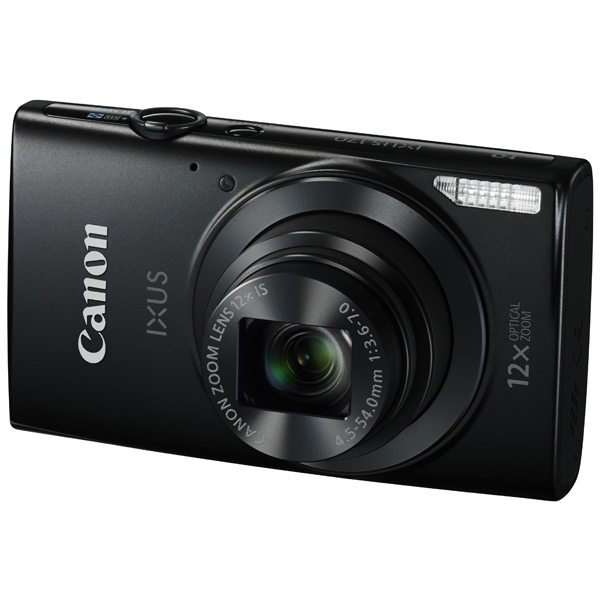 Фотоаппарат компактный Canon IXUS 170 Black