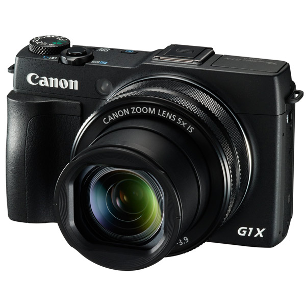 Фотоаппарат компактный премиум Canon PowerShot G1 X Mark II