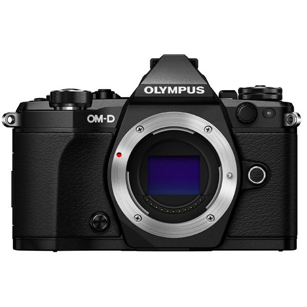 Фотоаппарат системный премиум Olympus OM-D E-M5 Mark II Body Black