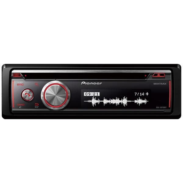 Автомобильная магнитола с CD MP3 Pioneer