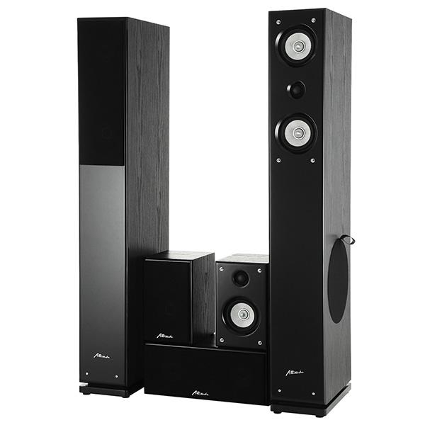 Купить Комплект акустических систем Attitude Delta II недорого