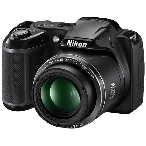 Фотоаппарат компактный Nikon Coolpix L340