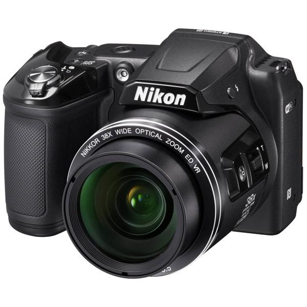 Фотоаппарат компактный NikonЦифровые компактные фотоаппараты<br>Дальность действия вспышки: 6.9 м,<br>Материал корпуса: металл/ пластик,<br>Кабель для цифр.подкл. (HDMI): доп.опция,<br>Минимальная дистанция съемки: от 1 см,<br>Алгоритм сжатия MPEG4: Да,<br>Ширина: 114 мм,<br>Вес: 538 г,<br>Скорость видеосъемки: 60 кадр/сек,<br>Цвет: черный,<br>Глубина: 96 мм,<br>Высота: 78 мм,<br>Кабель AV: доп.опция,<br>Карта памяти: доп.опция,<br>Базовый цвет: черный,<br>Порт USB: miniUSB 2.0,<br>Используемая оптика: Nikkor Wide Optical Zoom ED VR,<br>Выход HDMI: microHDMI,<br>Алгоритм сжатия H.264: Да<br>