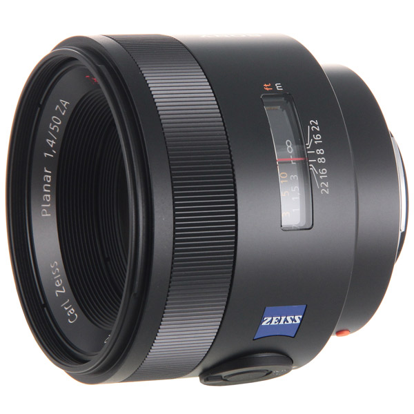 Sony Carl Zeiss Planar T* 50mm f/1.4 ZA SSM (50F14Z)