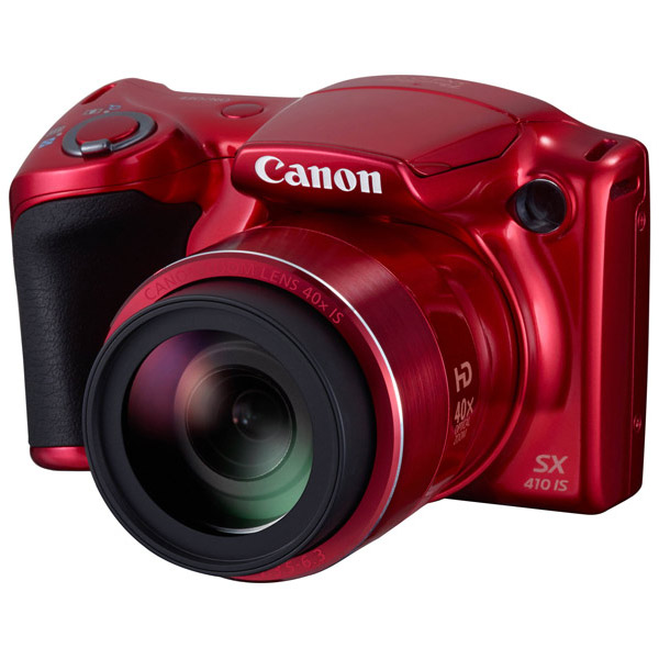 ����������� ���������� Canon PowerShot SX410 IS Red