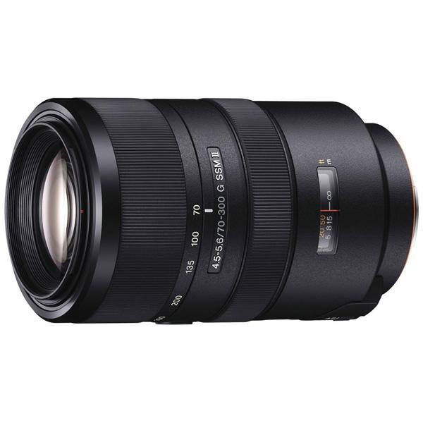 Объектив Sony 70-300mm f/4.5-5.6G SSM II (SAL-70300G2)