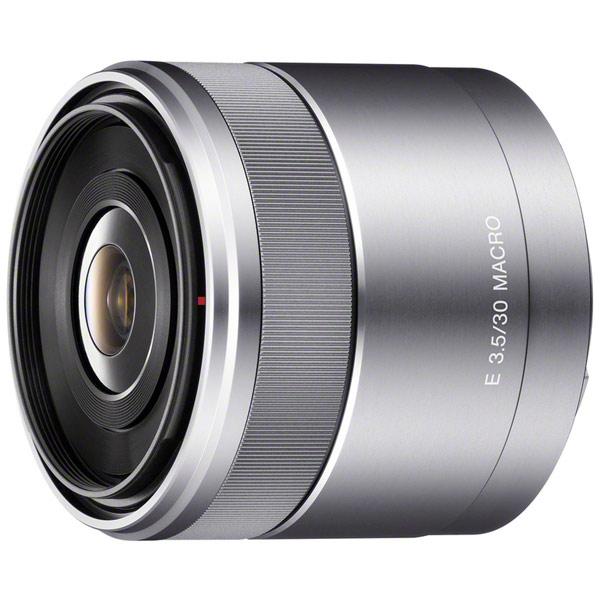 Объектив для системного фотоаппарата Sony 30mm f/3.5 Macro E (SEL-30M35)