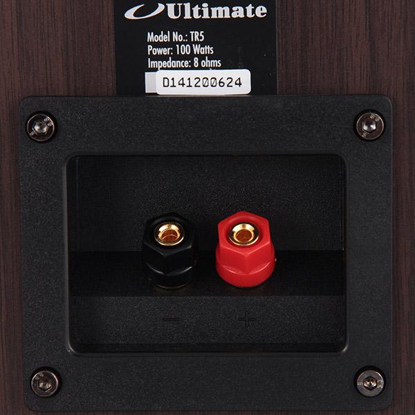 Купить Полочные колонки Ultimate TR5WA Walnut недорого