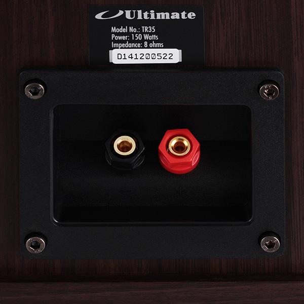 Купить Напольные колонки Ultimate TR35WA Walnut недорого