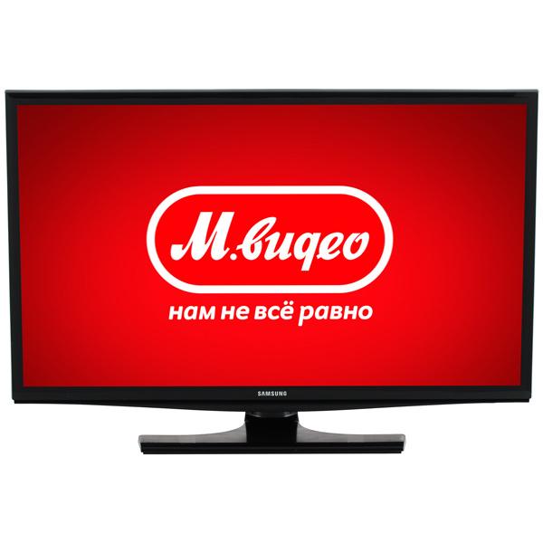 Телевизор SamsungЖК LED-телевизоры<br>Высота: 39.6 см,<br>Ширина: 64.3 см,<br>Вход HDMI: 2,<br>Глубина: 6.3 см,<br>Страна: Россия,<br>Габаритные размеры (без подставки): 39.6*64.3*6.3 см,<br>Разъем для модуля DVB CAM: 1,<br>Тип дистанционного управления: ИК,<br>Гарантия: 1 год,<br>Дистанционное управление: полное,<br>Цвет: черный,<br>Воспроизведение JPEG: Да,<br>Технология: 100 Гц,<br>Базовый цвет: черный,<br>Порт USB 2.0 тип A: 1,<br>Вход RCA видео композитный: 1,<br>Воспроизведение H.264: Да,<br>Настенное крепление: доп.опция (VESA 100),<br>Вход RCA компонентный YPbPr : 1<br>