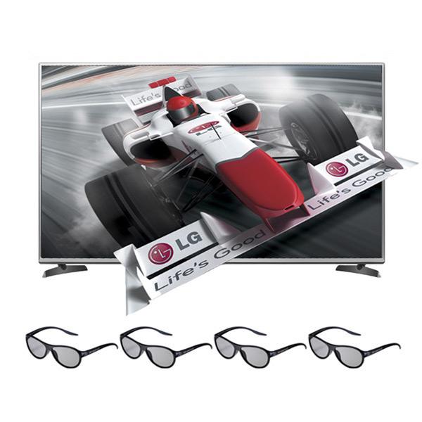 Телевизор LGЖК LED-телевизоры<br>Настенное крепление: доп.опция (VESA 400),<br>Серия: LF,<br>Цифровой ТВ тюнер: DVB-T2/C/S2,<br>Диагональ экрана: 106.6 см,<br>Воспроизведение MP3: Да,<br>Аналоговый ТВ тюнер: PAL/SECAM,<br>Вес: 9.5 кг,<br>Технология: 300 PMI/50 Гц,<br>Вход RCA компонентный YPbPr : 1,<br>Воспроизведение MPEG4: Да,<br>Sleep-таймер: Да,<br>Вход RCA видео композитный: 1,<br>Воспроизведение H.264: Да,<br>Настольная подставка: в комплекте,<br>Разъем для наушников 3.5 мм: 1,<br>Вид гарантии: гарантийный талон,<br>Базовый цвет: серебристый,<br>Порт USB 2.0 тип A: 1<br>