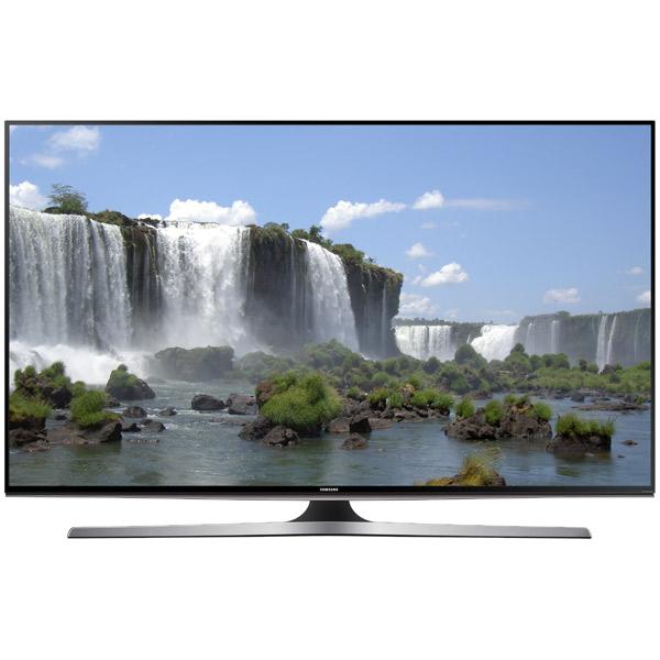 Телевизор SamsungЖК LED-телевизоры<br>Поддержка ОС: Android, iOS,<br>Разъем для модуля DVB CAM: 1,<br>Цвет: черный,<br>Габаритные размеры (без подставки): 63.2*107.6*6.4 см,<br>Поддержка Skype: Да,<br>Воспр. медиа с USB: Да,<br>Разъем SCART: 1,<br>Поддержка Smart TV: Да,<br>Поддержка Wi-Fi: через встроенный модуль,<br>Воспроизведение MP3: Да,<br>Sleep-таймер: Да,<br>Высота: 63.2 см,<br>Глубина: 6.4 см,<br>Ширина: 107.6 см,<br>Настенное крепление: доп.опция (VESA 400),<br>Воспроизведение H.264: Да,<br>Воспроизведение DivX: Да,<br>Воспроизведение MPEG4: Да<br>