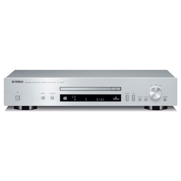CD-плеер Yamaha CD-N301 Silver