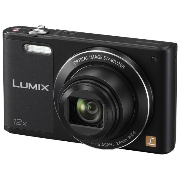 Фотоаппарат компактный PanasonicЦифровые компактные фотоаппараты<br>Цвет: черный,<br>Разрешение матрицы: 16 МПикс,<br>Базовый цвет: черный,<br>Диапазон ISO: 100 - 6400,<br>Размер матрицы: 1/2.33,<br>Макс. разрешение: 4608х3072 Пикс,<br>Тип карты памяти: SD, SDHC, SDXC,<br>Качество видеосъемки: HD (1280x720 Пикс),<br>Материал корпуса: металл,<br>Распознавание: лиц,<br>Алгоритм сжатия MOV: Да,<br>Встроенный модуль Wi-Fi: Да,<br>Стабилизатор изображения: оптический,<br>Технология NFC: Да,<br>Серийная съемка: 1.4 кадр/сек,<br>Автоматическая фокусировка: Да,<br>Алгоритм сжатия JPEG: Да,<br>Вес: 177 г<br>