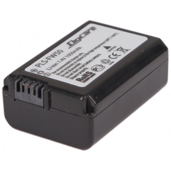 Аккумулятор для цифрового фотоаппарата DigiCare