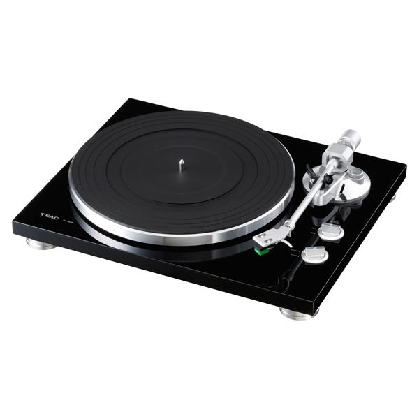 Проигрыватель виниловых дисков Teac TN-300 Black teac pd 501hr black