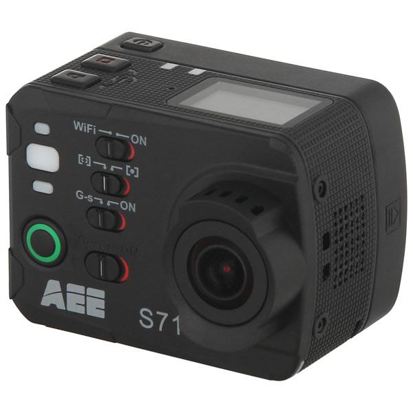 Видеокамера экшн AEE S71T