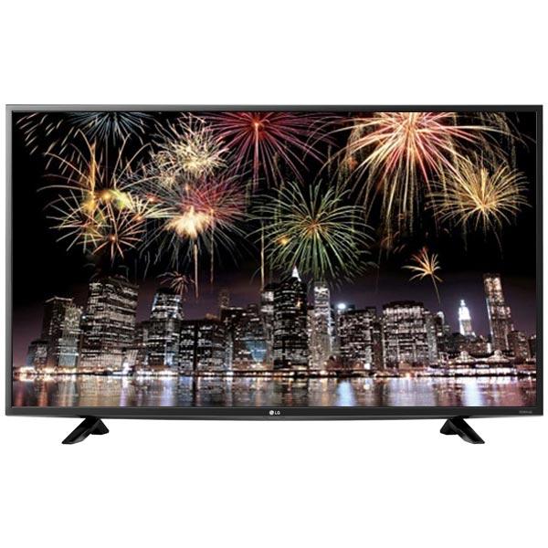 Телевизор LG4K (UHD) телевизоры<br>Аналоговый ТВ тюнер: PAL/SECAM,<br>Настольная подставка: в комплекте,<br>Sleep-таймер: Да,<br>Базовый цвет: черный,<br>Воспроизведение JPEG: Да,<br>Вес: 8.1 кг,<br>Вход HDMI: 2,<br>Разъем для модуля DVB CAM: 1,<br>Технология NFC: Да,<br>Настенное крепление: доп.опция (VESA 200),<br>Воспроизведение H.264: Да,<br>Поддержка Wi-Fi: через встроенный модуль,<br>Воспроизведение MP3: Да,<br>Звук: Ultra Surround,<br>Телетекст на русском языке: Да,<br>Тип батарей пульта ДУ: 2 х AAA (LR03),<br>Гарантия: 1+1 год,<br>Воспроизведение DivX: Да,<br>Страна: Россия<br>