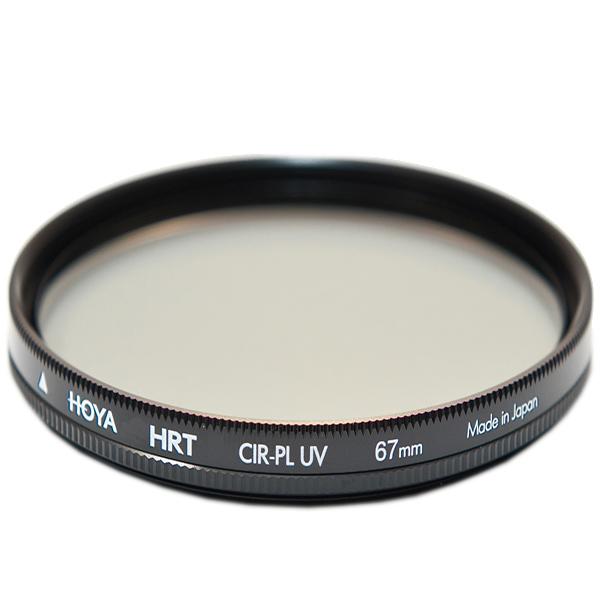 Светофильтр премиум Hoya PL-CIR UV HRT 67 mm