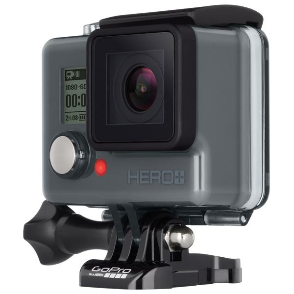 Видеокамера экшн GoPro Hero+ (CHDHC-101)