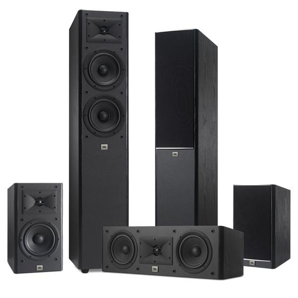 Комплект акустических систем JBL Arena 5.0 Black. Доставка по России