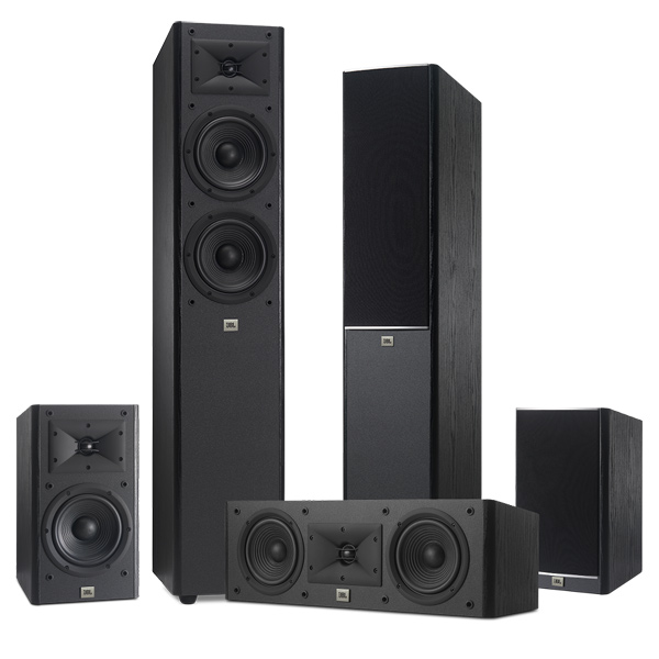 Комплект акустических систем JBL