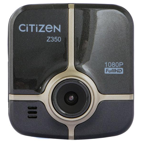 Видеорегистратор Citizen Z350 citizen z250 black автомобильный видеорегистратор