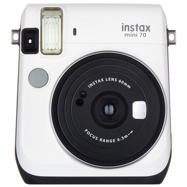 Фотоаппарат моментальной печати Fujifilm Instax Mini 70 White