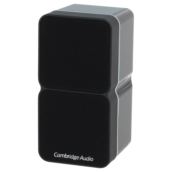 Полочные колонки Cambridge Audio Minx Min 22 Black cambridge audio cxr 120 black
