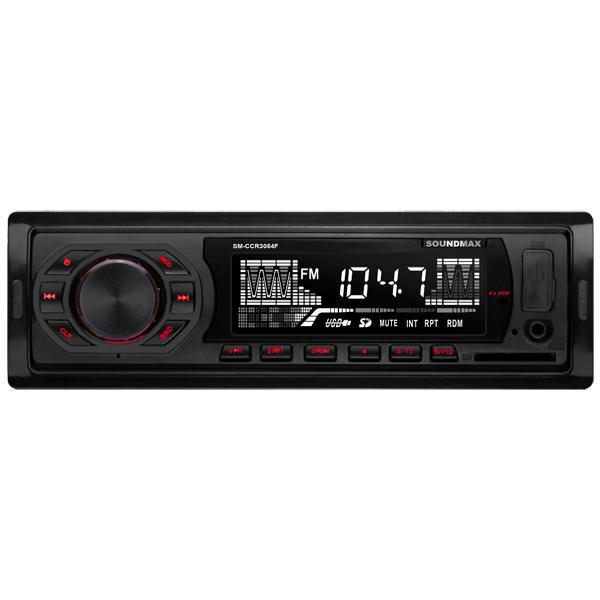 USB-Автомагнитола Soundmax SM-CCR3054F
