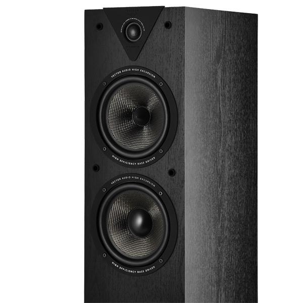 Купить Напольные колонки Vector HX300 Limited Edition недорого