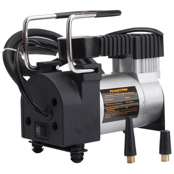Подробнее о Phantom Компрессор РН2023 phantom автомобильный компрессор phantom рн2023