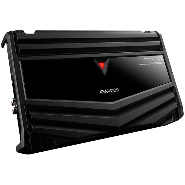 Автомобильный усилитель (4 канала) Kenwood