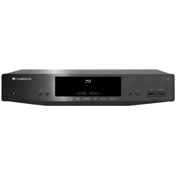 3D Blu-Ray-плеер Cambridge Audio