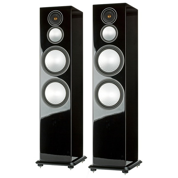 Monitor Audio Silver 10 Black Gloss