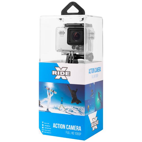 Купить Видеокамера экшн Xride DV655 недорого  Москва, Екатеринбург, Уфа, Новосибирск
