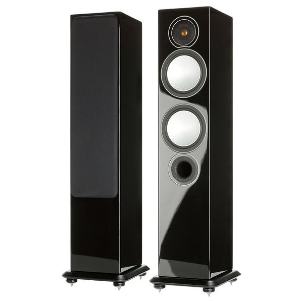 Monitor Audio Silver 6 Black Gloss