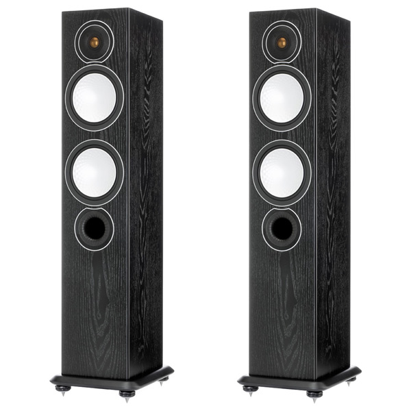Monitor Audio Silver 6 Black Oak