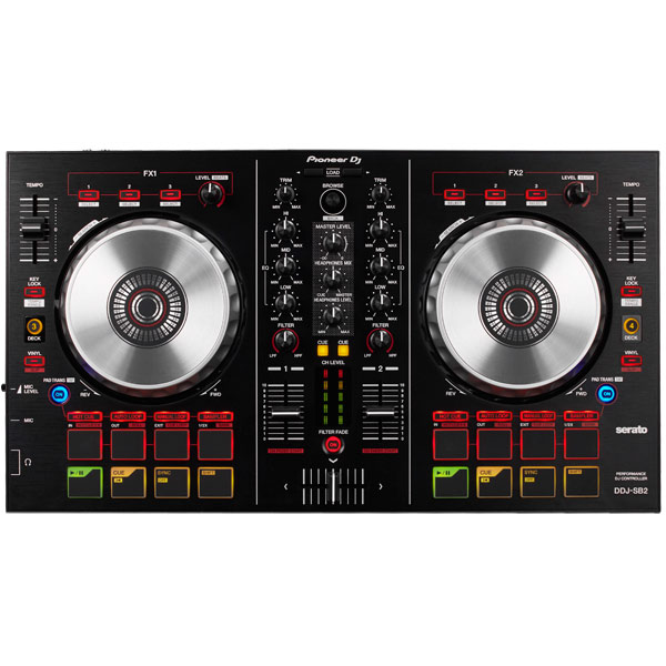 ���������� ��� DJ Pioneer DDJ-SB2