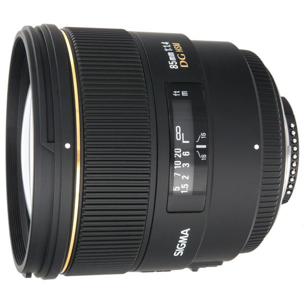 Объектив для зеркального фотоаппарата Sigma